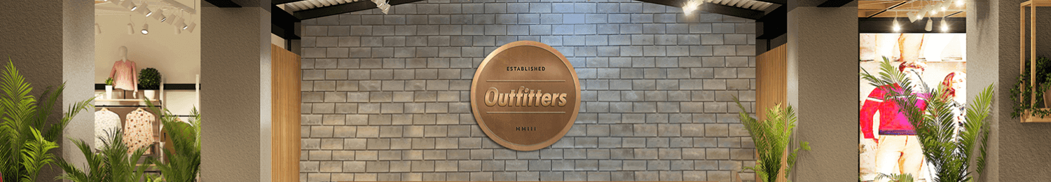 Outfitters 2004 - multi-city brand