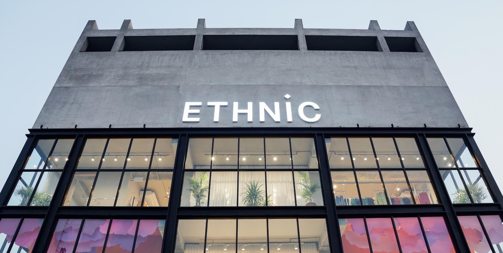 Ethnic Flagship Store Lahore